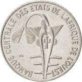 West African States, Franc, 1977, Paris, SUP, Steel, KM:8