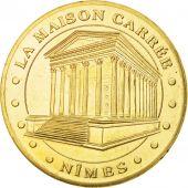 France, Tourist Token, 30/ La Maison Carr�e - N�mes, 2014, Monnaie de Paris