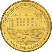 France, Tourist Token, 37/ Ch�teau de Villandry, 2013, Monnaie de Paris