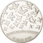 France, 1-1/2 Euro, 2005, LEurope, Paris, MS(65-70), Silver, KM:1441