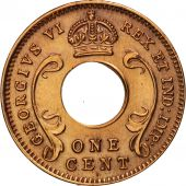 EAST AFRICA, George VI, Cent, 1942, SUP, Bronze, KM:29
