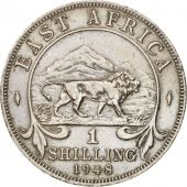 EAST AFRICA, George VI, Shilling, 1948, TTB, Copper-nickel, KM:31