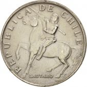 Chile, 5 Escudos, 1972, TTB+, Copper-nickel, KM:199