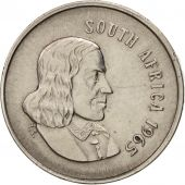 South Africa, 5 Cents, 1965, AU(50-53), Nickel, KM:67.1