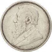 South Africa, 6 Pence, 1893, EF(40-45), Silver, KM:4