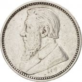South Africa, 6 Pence, 1896, EF(40-45), Silver, KM:4