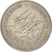 Cameroun, 100 Francs, 1983, Paris, TTB, Nickel, KM:17