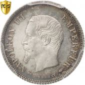 France, Napoleon III, 20 Centimes, 1853, Paris, PCGS, MS64, SPL+, KM:778.1