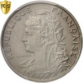 France, Patey, 25 Centimes, 1903, Paris, PCGS, MS64, SPL+, Nickel, KM:855