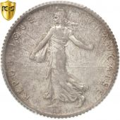 France, Semeuse, Franc, 1901, Paris, PCGS, MS61, SUP+, Argent, KM:844.1