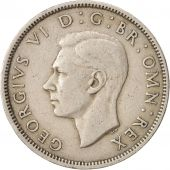 Great Britain, George VI, Florin, Two Shillings, 1949, EF(40-45), KM:878