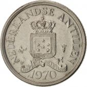 Netherlands Antilles, Juliana, 10 Cents, 1970, SUP+, Nickel, KM:10