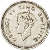 INDIA-BRITISH, George VI, Rupee, 1943, EF(40-45), Silver, KM:557.1