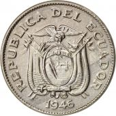 Équateur, 5 Centavos, Cinco, 1946, SUP+, Copper-nickel, KM:75b