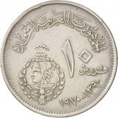 Égypte, 10 Piastres, 1970, TTB, Copper-nickel, KM:420