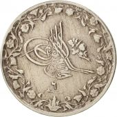 Égypte, Muhammad V, 1/10 Qirsh, 1913, Misr, TTB, Copper-nickel, KM:302