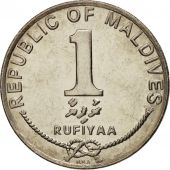 MALDIVE ISLANDS, Rufiyaa, 1996, SPL, Copper-nickel, KM:73a