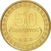 EAST TIMOR, 50 Centavos, 2013, Lisbon, SPL, Nickel-brass