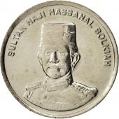 BRUNEI, Sultan Hassanal Bolkiah, 10 Sen, 2008, SPL, Copper-nickel, KM:36