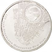 Pays-Bas, 5 Euro, 2009, SUP, Silver Plated Copper, KM:282a