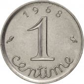 France, Épi, Centime, 1968, Paris, SPL, Stainless Steel, KM:928, Gadoury:91