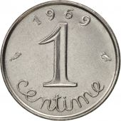 France, Épi, Centime, 1969, Paris, SUP, Stainless Steel, KM:928, Gadoury:91