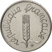 France, Épi, Centime, 1977, Paris, AU(50-53), Stainless Steel, KM:928