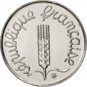 France, Épi, Centime, 1998, Paris, MS(63), Stainless Steel, KM:928, Gadoury:91