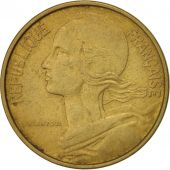 France, Marianne, 50 Centimes, 1962, EF(40-45), Aluminum-Bronze, KM:939.1