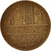 France, Mathieu, 10 Francs, 1978, Paris, TTB, Nickel-brass, KM:940, Gadoury:814