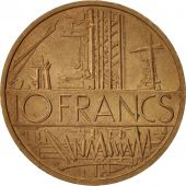 France, Mathieu, 10 Francs, 1980, Paris, SUP, Nickel-brass, KM:940, Gadoury:814