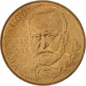 France, Victor Hugo, 10 Francs, 1985, TTB, Nickel-Bronze, KM:956, Gadoury:819