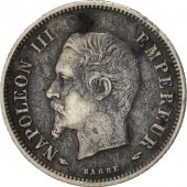 France, Napoleon III, 20 Centimes, 1854, Paris, VF(20-25), KM:778.1