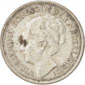 Monnaie, Pays-Bas, Wilhelmina I, 10 Cents, 1941, TTB, Argent, KM:163