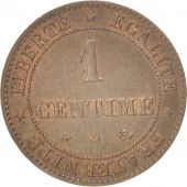 France, Cérès, Centime, 1874, Paris, TTB+, Bronze, KM:826.1, Gadoury:88