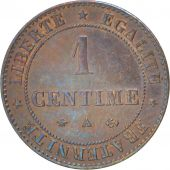 France, Cérès, Centime, 1879, Paris, TTB+, Bronze, KM:826.1, Gadoury:88