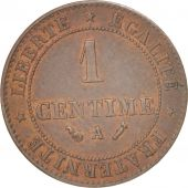 France, Cérès, Centime, 1886, Paris, TTB+, Bronze, KM:826.1, Gadoury:88