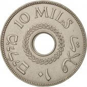 Palestine, 10 Mils, 1939, TTB, Copper-nickel, KM:4