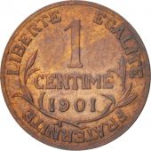 France, Dupuis, Centime, 1901, Paris, SUP, Bronze, KM:840, Gadoury:90