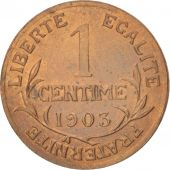 France, Dupuis, Centime, 1903, Paris, EF(40-45), Bronze, KM:840, Gadoury:90